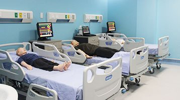 davao medical school foundation simulation lab